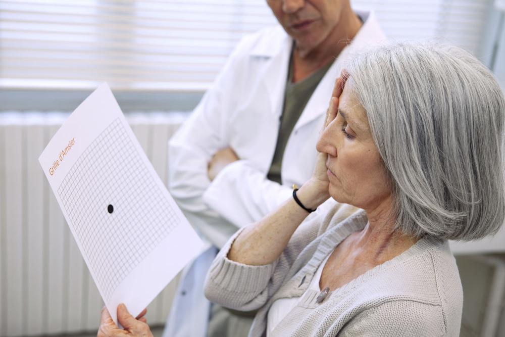 Macular Degeneration (AMD) Diagnosis & Treatment Baltimore