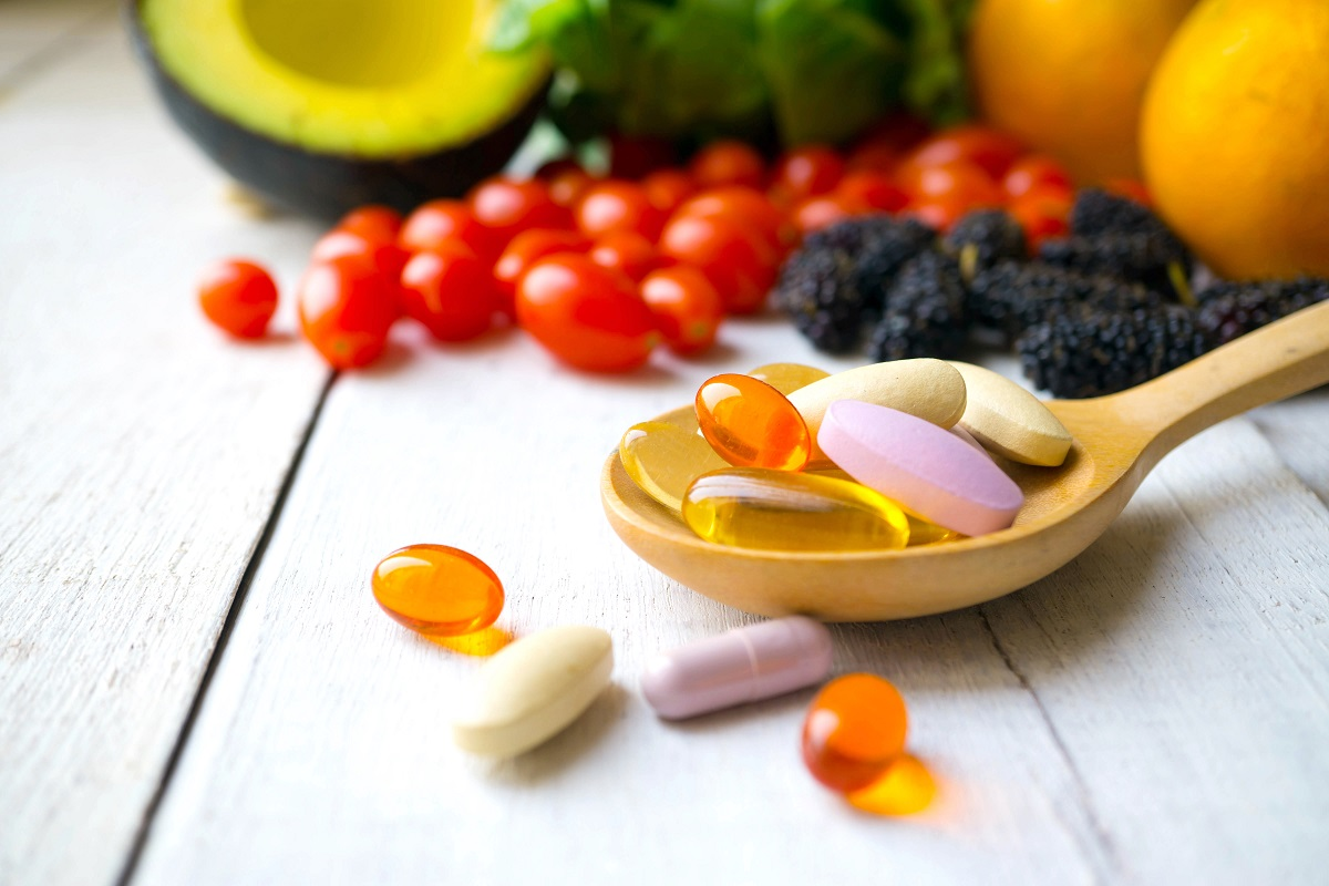 Vitamins/ diet and ocular health