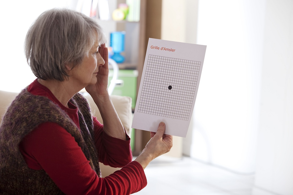 Testing for Age-related macular degeneration (AMD)