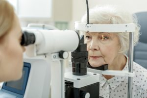 Eye Exam Drusen